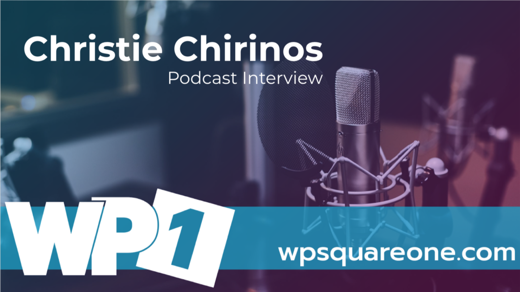 Christie Chirinos on the WP Square One podcast